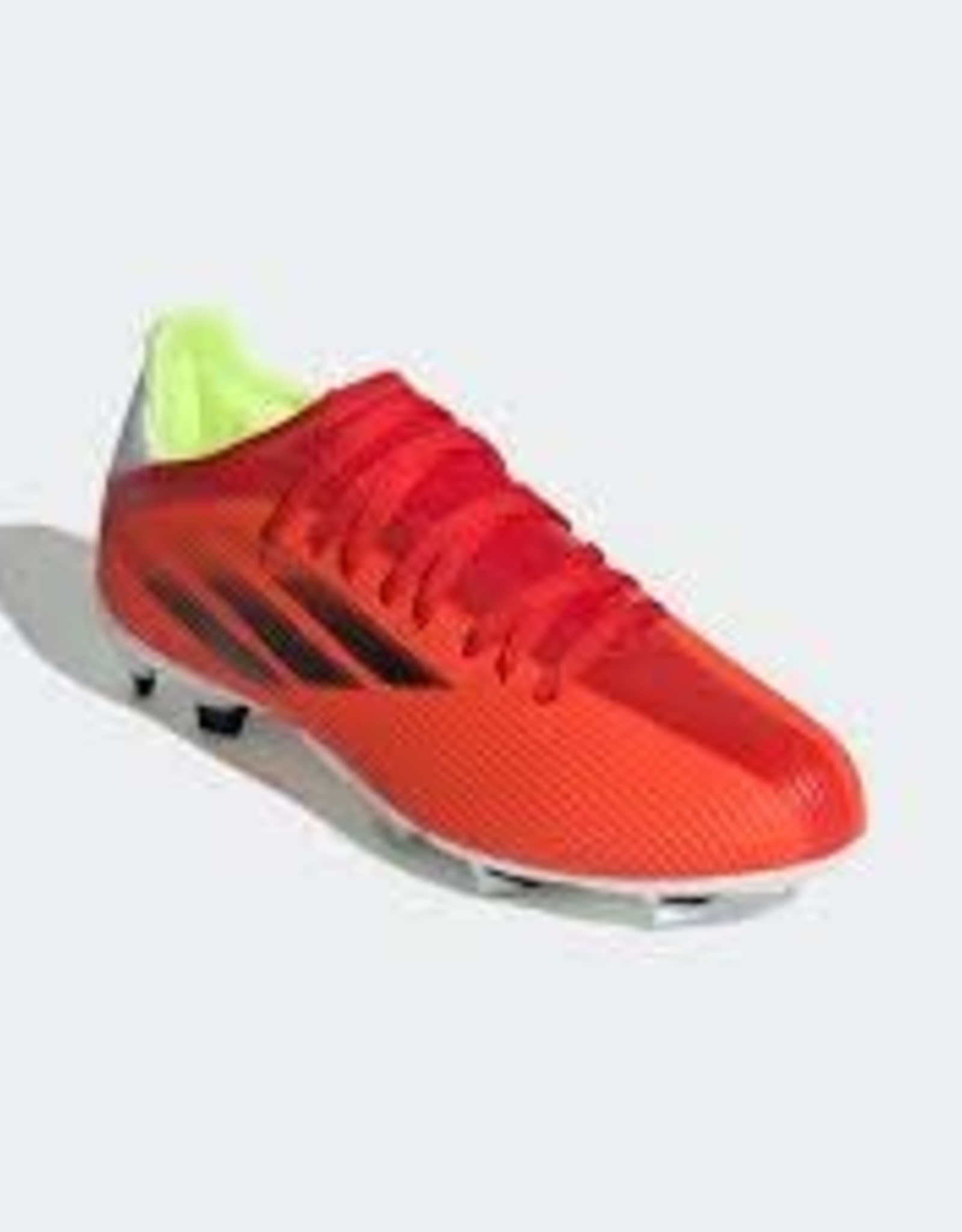 Adidas X speedflow.3 FG J red