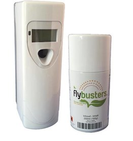 Distributeur Flybusters à affichage digital + 1 recharge