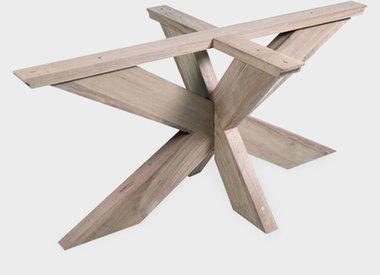 Tischgestell Eiche