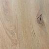Tischplatte Wildeiche oval - 4,5 cm dick - Asteiche (rustikal) - Gebürstet - Eiche Tischplatte ellipse massiv - Verleimt & künstlich getrocknet (HF 8-12%)