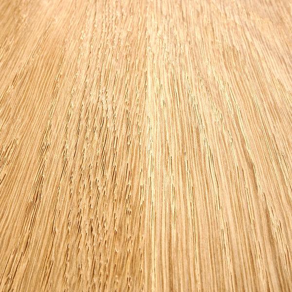 Eichen (Tisch)platte - PROBE - 2 cm dick - Eichenholz A-Qualität - Gebürstet