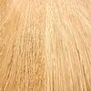 Tischplatte Eiche oval - 6 cm dick (3-lagig) - Eichenholz A-Qualität ellipse - Gebürstet - Eiche Tischplatte aufgedoppelt - verleimt & künstlich getrocknet (HF 8-12%)