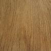 Eichen (Tisch)platte - PROBE - 2 cm dick - Teststück Eichenholz A-Qualität - Gebürstet & geräuchert - Verleimt & künstlich getrocknet (HF 8-12%) - 15x25 cm