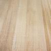 Leimholzplatte Eiche nach Maß - 6 cm dick (3-lagig) - Eichenholz A-Qualität - Sägerau Optik - Eiche Massivholzplatte - verleimt & künstlich getrocknet (HF 8-12%) - 15-120x20-350 cm