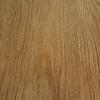Tischplatte Eiche - Schweizer Kante - nach Maß - 3 cm dick - Eichenholz A-Qualität - Eiche Tischplatte massiv - verleimt & künstlich getrocknet (HF 8-12%) - 50-120x50-300 cm  - Gebürstet & geräuchert