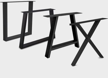 Tischbeine Form
