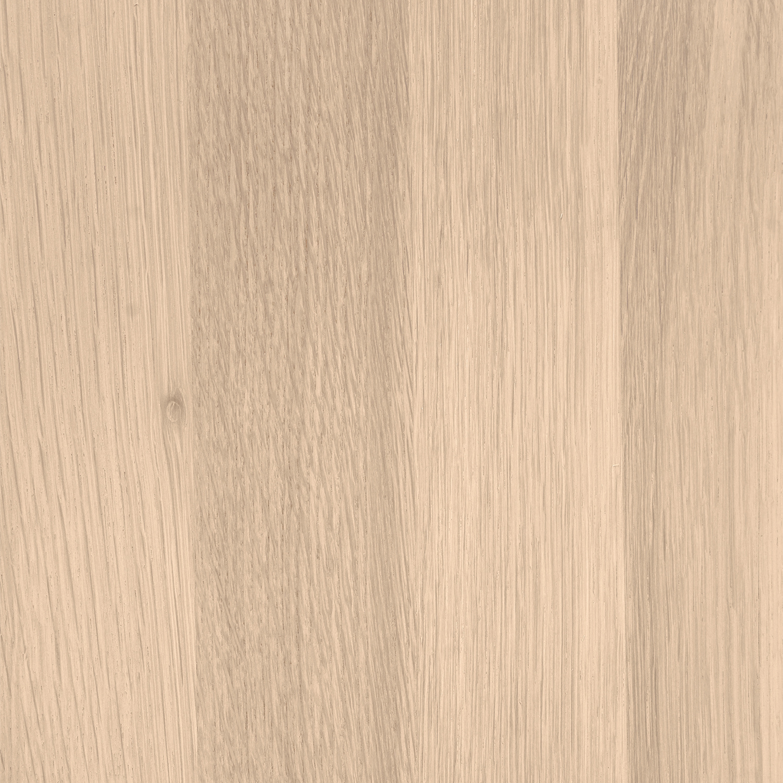 Waschtischplatte Eiche (mit Loch / Löchern) - nach Maß - 3 cm dick (massivholz) - Eichenholz A-Qualität - Eichen Waschtisch / Waschbecken Unterschrank (für Aufsatzwaschbecken) - verleimt & künstlich getrocknet (HF 8-12%) - 15-120x20-350 cm