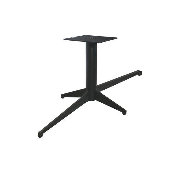 Tischgestell Metall 4-Fuß - 80x180 cm breit - 72 cm hoch