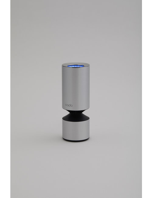 Air Purifier CADO Leaf Portable Silver-1