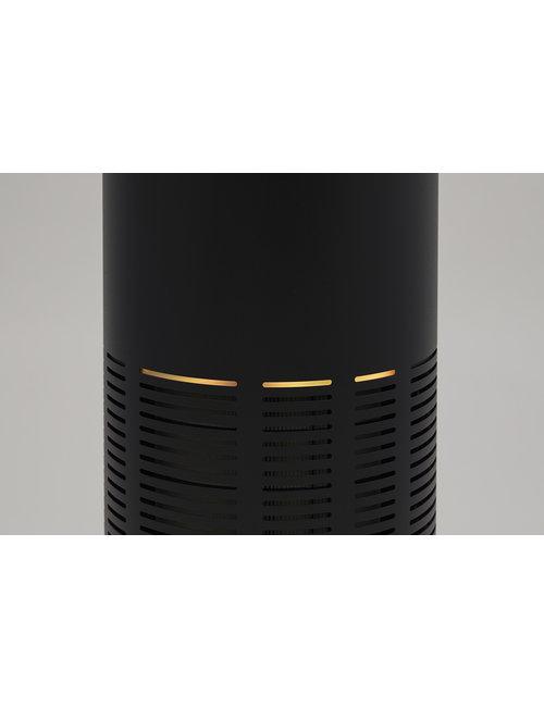 Air Purifier CADO Leaf 320i Black-8