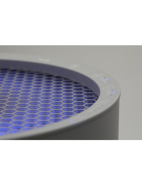 Air Purifier CADO Leaf 320i Gray-2