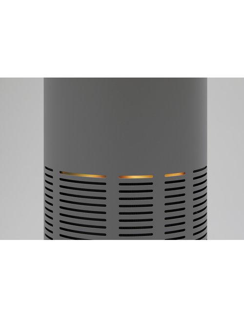 Air Purifier CADO Leaf 320i Gray-8