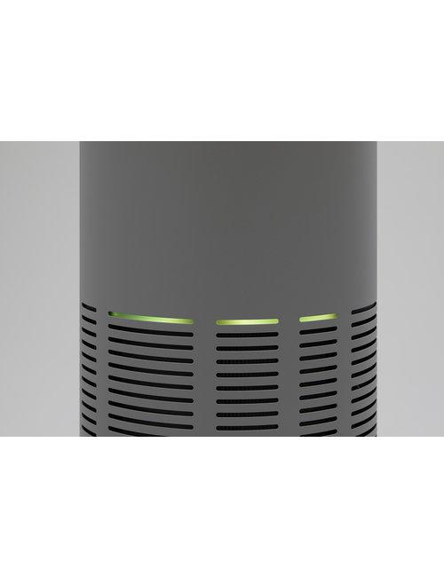 Air Purifier CADO Leaf 320i Gris-9