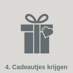Stap 4: Krijg cadeautjes!