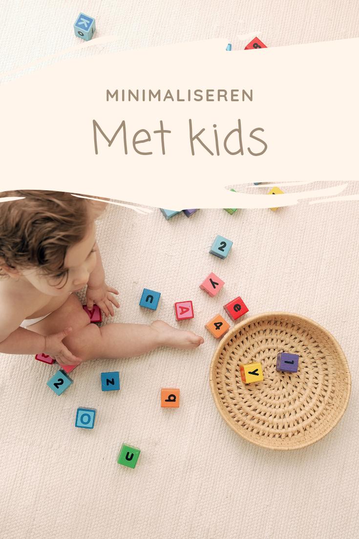 Minimaliseren met kids