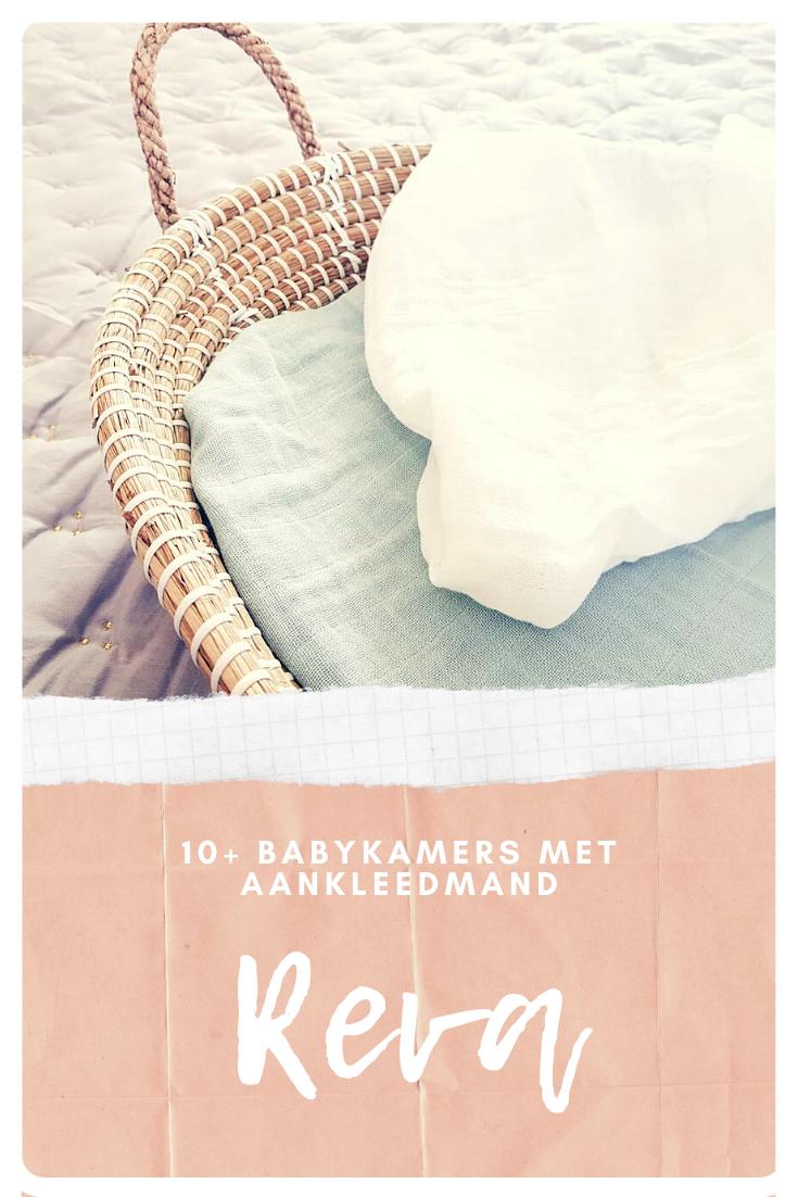 Een blog met inspiratie voor de revamand in de babykamer