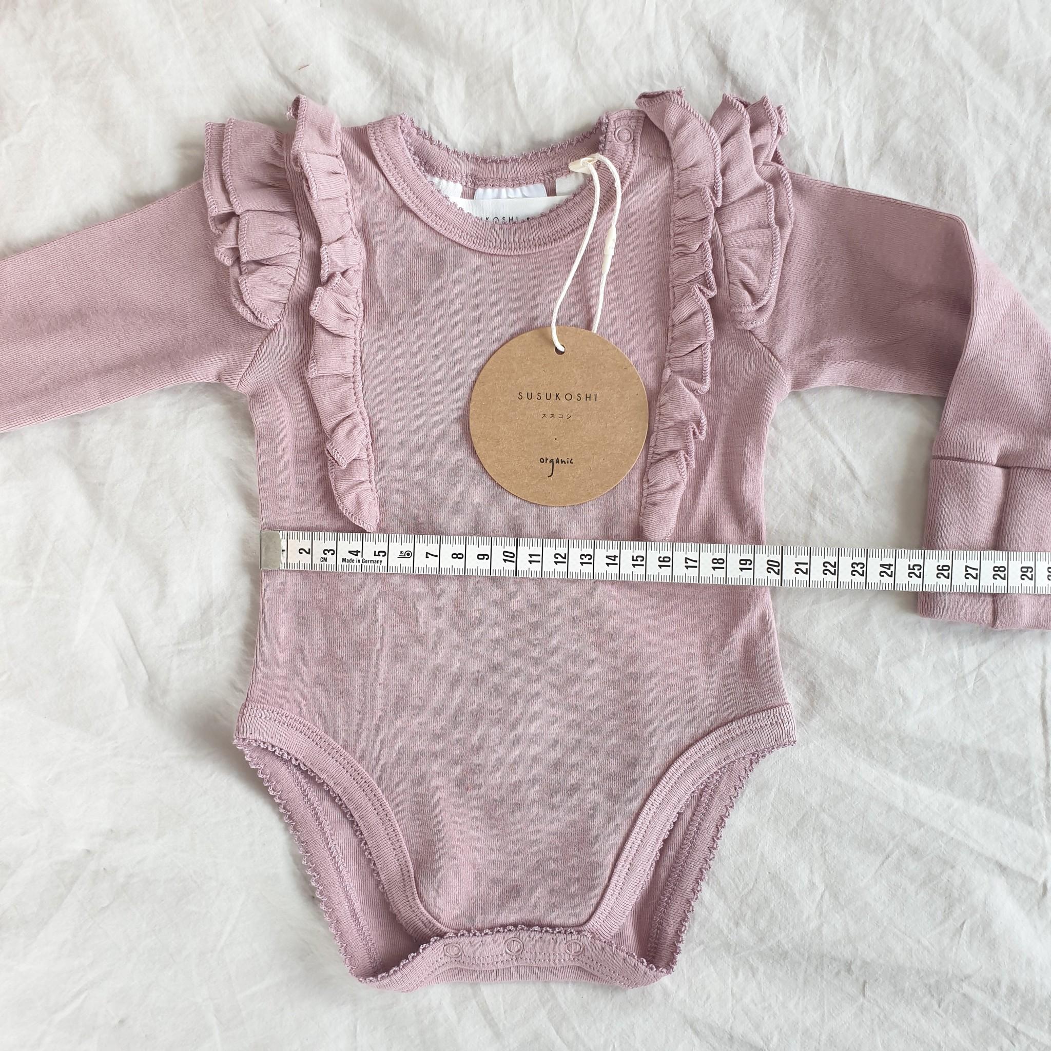 Flutter suit | Maat 0-3 maanden 2