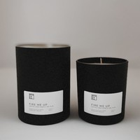 Black collection Black Candle Set of 3