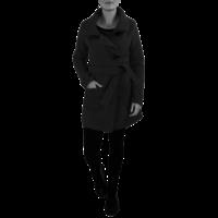 thumb-Getailleerd jasje met ceintuur-1