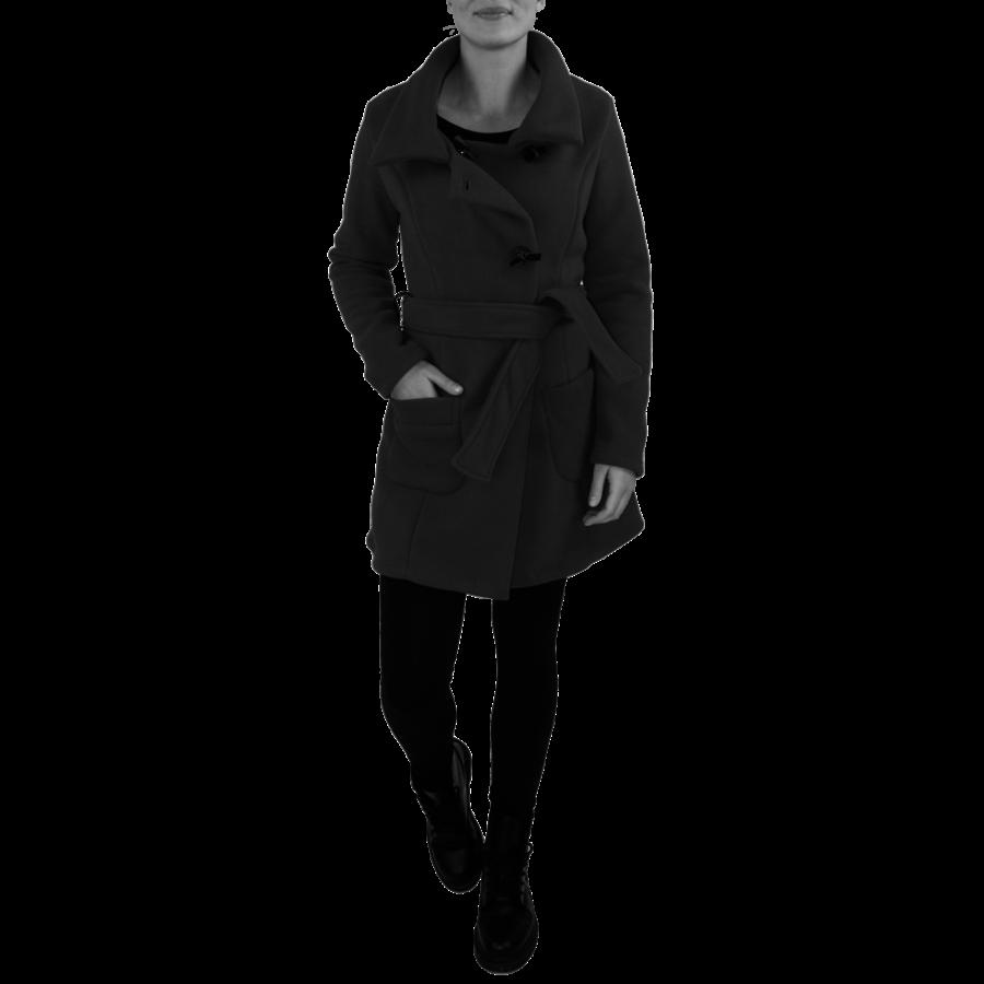 Getailleerd jasje met ceintuur-1