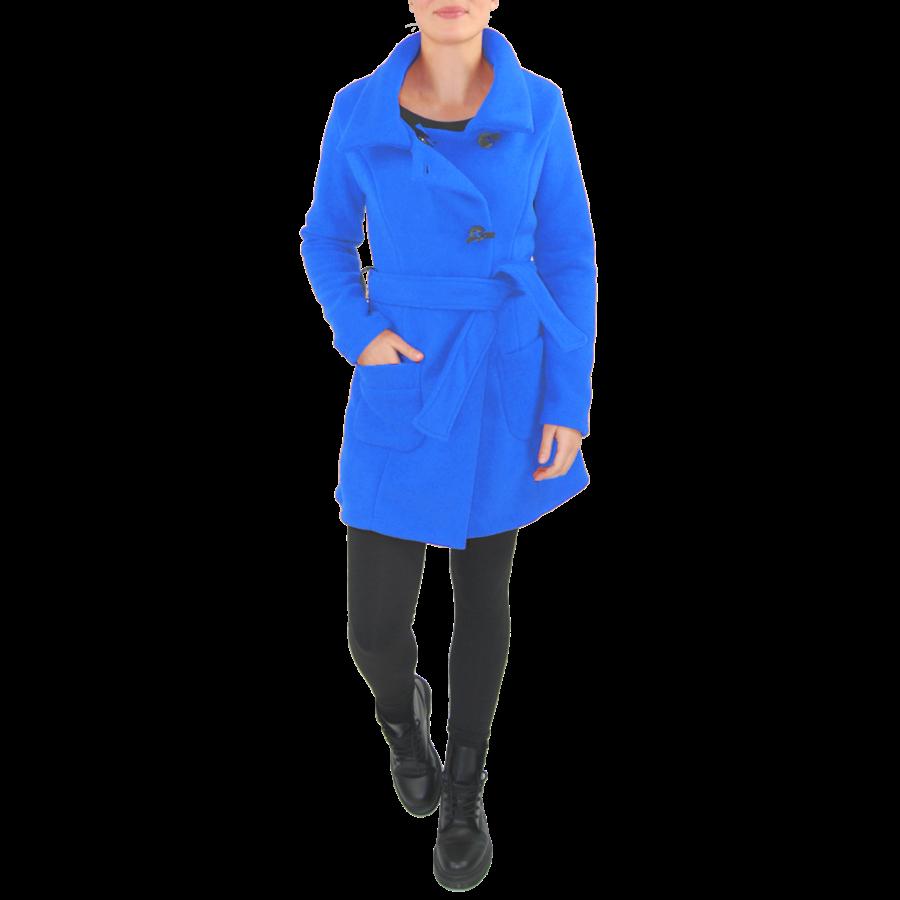 Getailleerd jasje met ceintuur-5