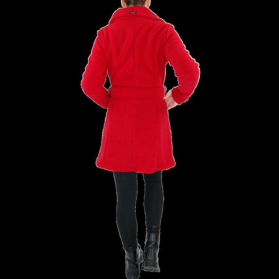 Getailleerd jasje met ceintuur-4
