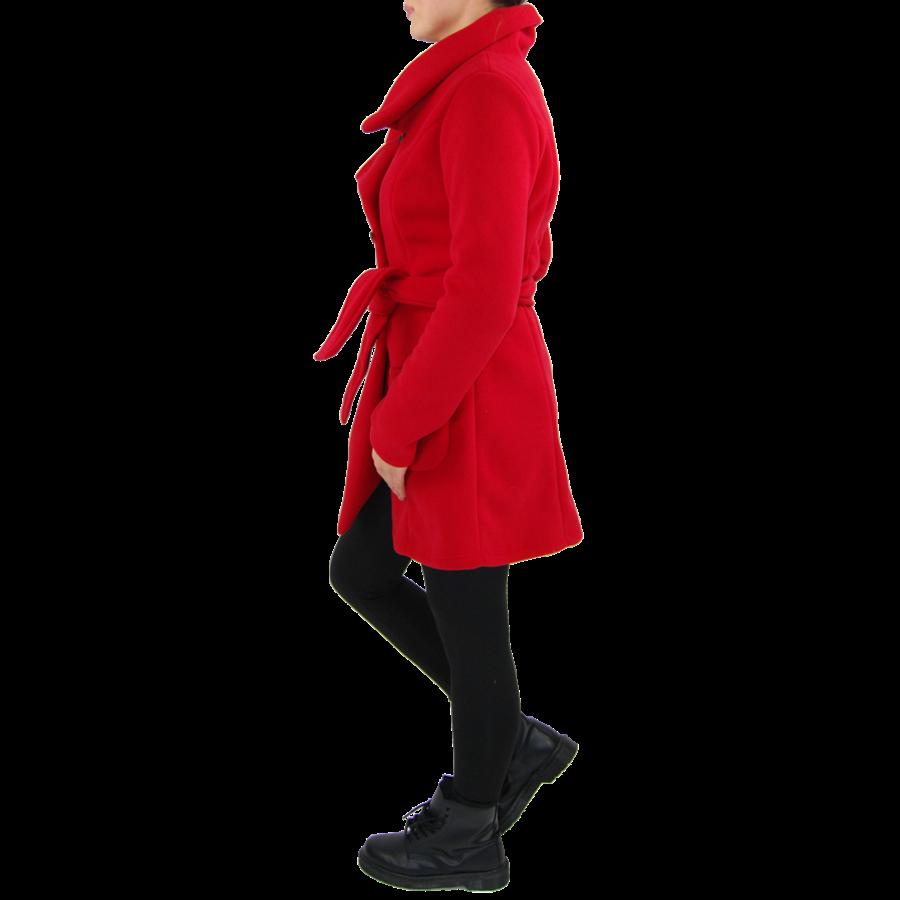 Getailleerd jasje met ceintuur-3