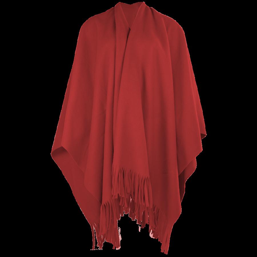 Poncho fleece-4