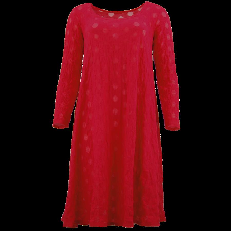 A-lijn jurk balletje-5