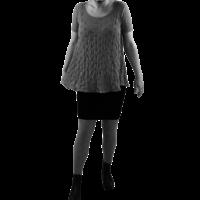 thumb-A-lijn shirt balletje k.m.-1