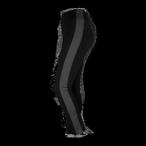 3110  Legging combi streep
