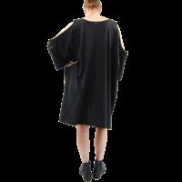 thumb-Wijde jurk zakken-5