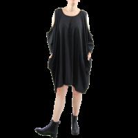 thumb-Wijde jurk zakken-2