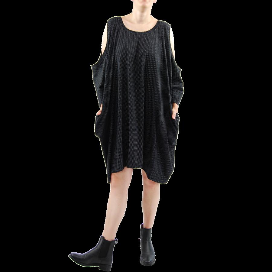 Wijde jurk zakken-2
