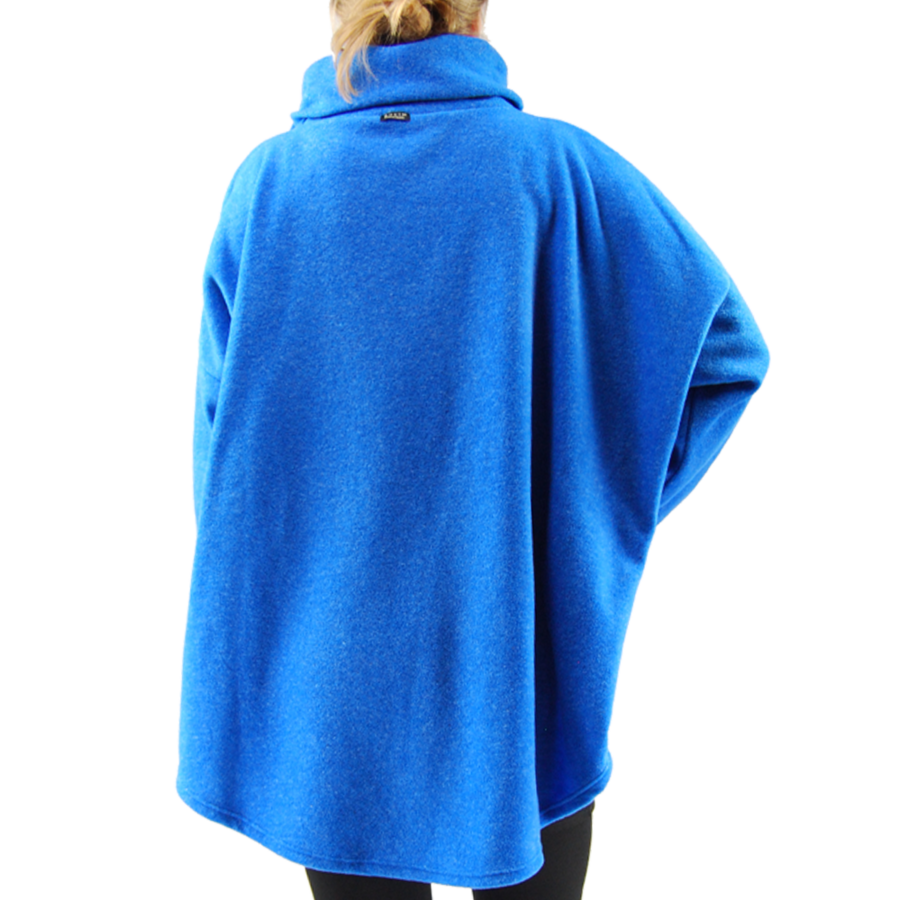 Trui strik fleece melee-4