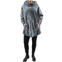 thumb-Kangoeroe trui fleece melee-2