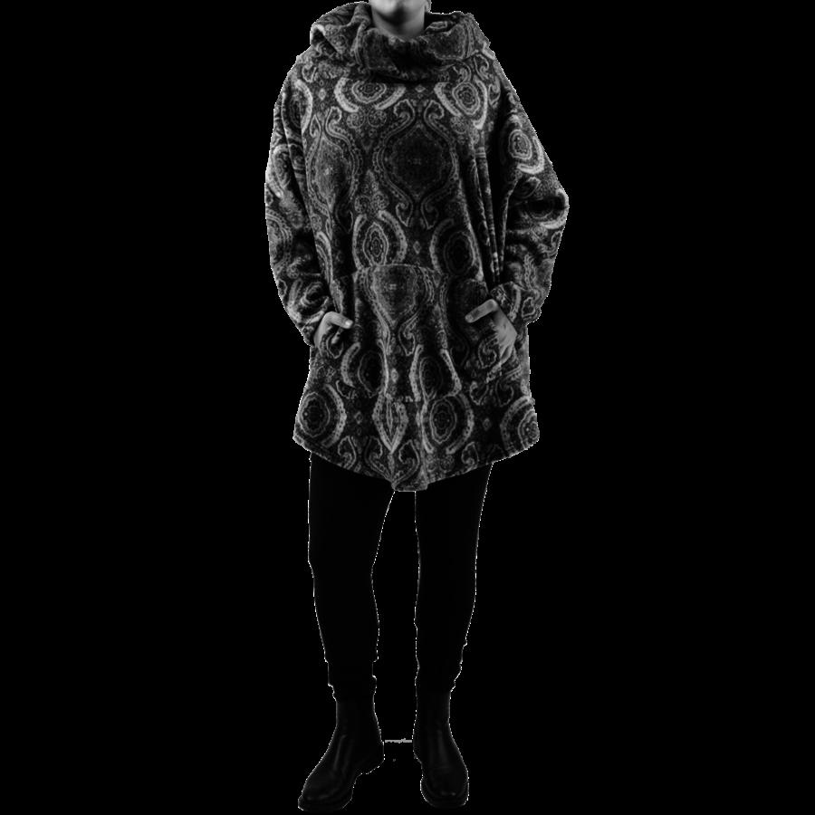 Kangoeroe trui fleece melee-1