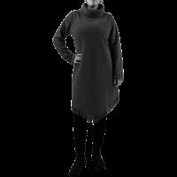 thumb-Trui franjes lang fleece melee-1