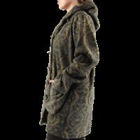 thumb-3/4 Vest cap. zakken  fleece mêlee-4