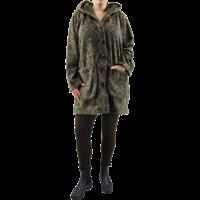 thumb-3/4 Vest cap. zakken  fleece mêlee-2