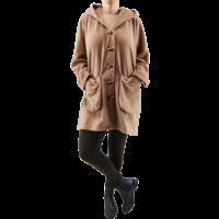 thumb-3/4 Vest cap. zakken  fleece mêlee-3