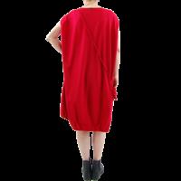 thumb-Wijde jurk elastiek-4
