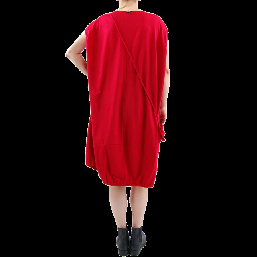 Wijde jurk elastiek-4