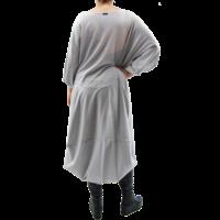 thumb-Wijde jurk stiksel-5
