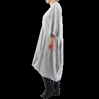 thumb-Wijde jurk stiksel-4