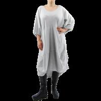 thumb-Wijde jurk stiksel-6