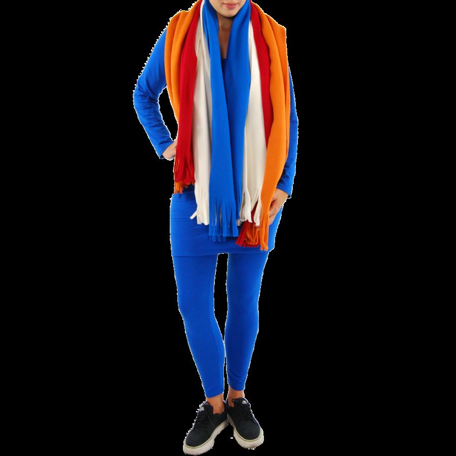 Sjaaltje fleece-3
