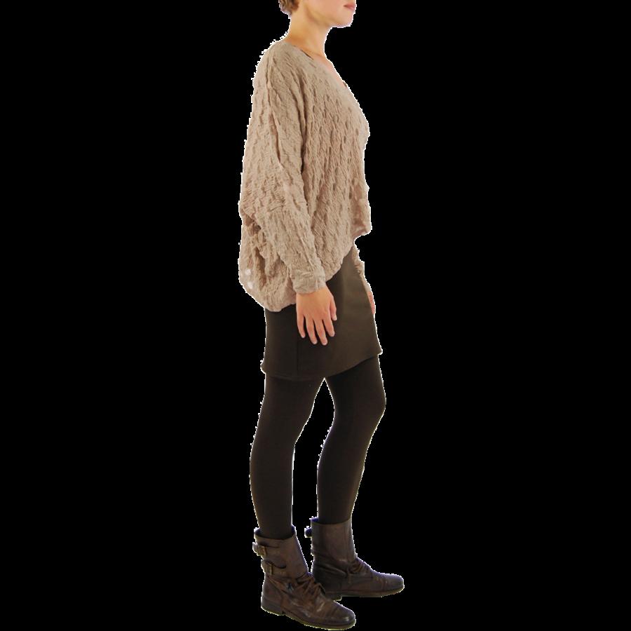Shirt asymmetrisch balletje-4