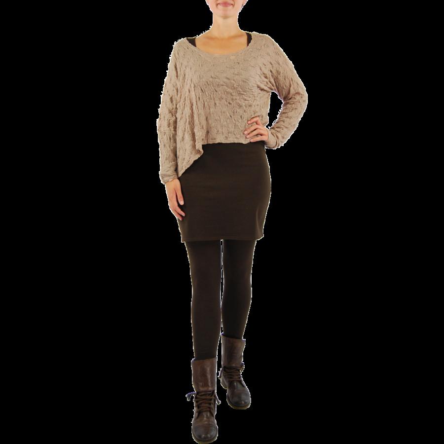 Shirt asymmetrisch balletje-2