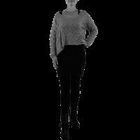 thumb-Shirt A-symmetrisch balletje-1